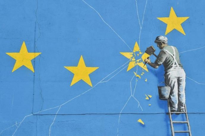 Banksy à Douvres   Brexit.jpg